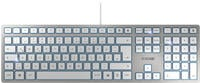CHERRY KC 6000 SLIM (silber)(DE)