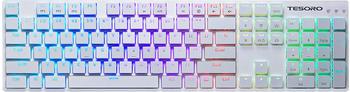 tesoro-gram-xs-mechanisch-blue-red-low-profile-white