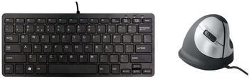 R-Go Tools Ergonomic Keyboard Mouse Combo (US)