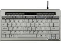 bakker-elkhuizen-bakkerelkhuizen-s-board-840-design-usb-tastatur-spanisch-grau