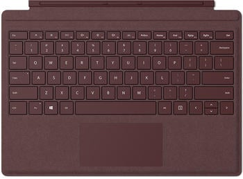 Microsoft Surface Pro Signature Type Cover burgundy (IT)