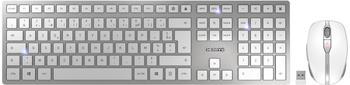 CHERRY DW 9000 SLIM (weiss)(FR)