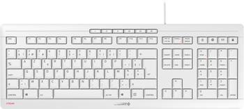 CHERRY STREAM Keyboard grey (BE)