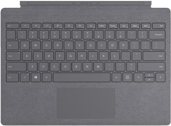 Microsoft Surface Pro Signature Type Cover (2019)(DE) grau