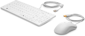 HP USB Keyboard and mouse Healthcare Edition
