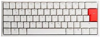 Ducky Channel ONE 2 Mini weiß (MX Black)(DE)