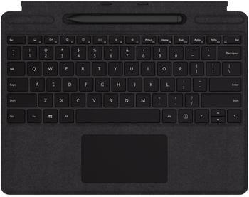 Microsoft Surface Pro X Keyboard (black)(DE)