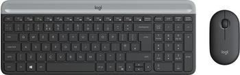 Logitech Slim Wireless Combo MK470 (graphite)(US)