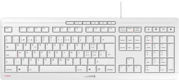 CHERRY STREAM Keyboard grey (CH)
