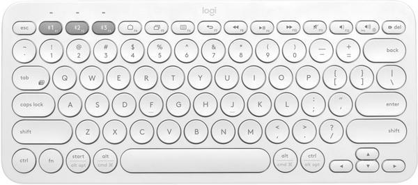 Logitech K380 (white) (DE)