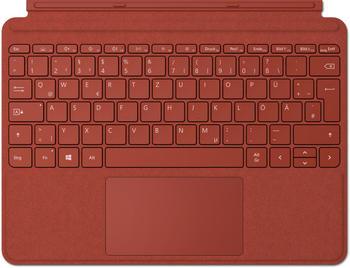 Microsoft Surface Go Signature Type Cover rot (2020) (DE)