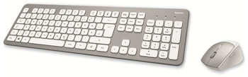 Hama KMW-700 (silver/white)(DE)