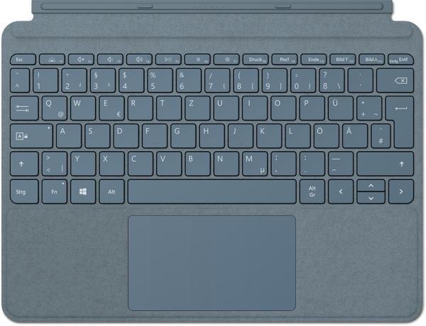 Microsoft Surface Go Signature Type Cover blau (2020) (DE)