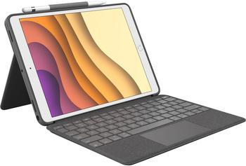 Logitech Combo Touch Keyboard iPad Pro/Air (DE)