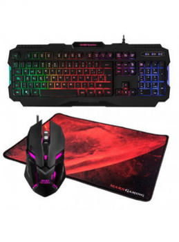 Mars Gaming Combo MCP118 (ES)
