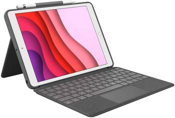 Logitech Combo Touch Keyboard iPad 10.2 (ES)