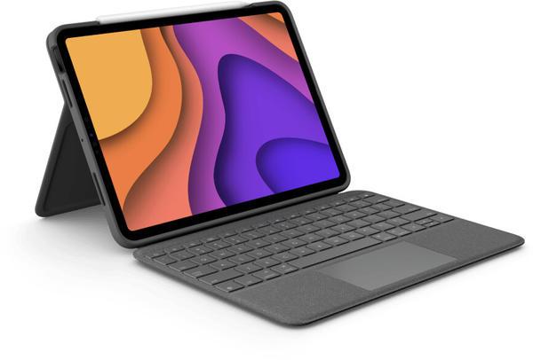 Logitech Folio Touch iPad Air 4. Generation Oxford Grey (DE)