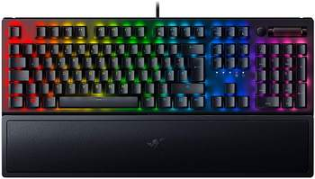 Razer BlackWidow V3 (Razer Green)(DE)