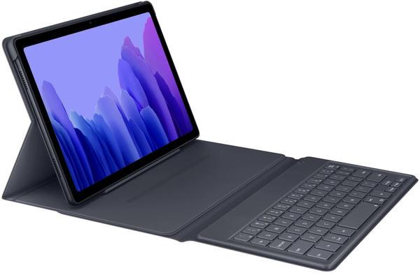 Samsung Book Cover Keyboard for Galaxy Tab A7 (grey)(DE)