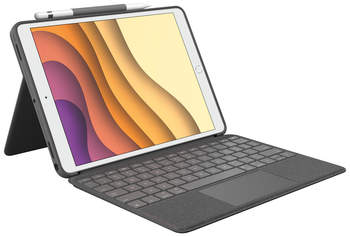 Logitech Combo Touch Keyboard iPad Pro/Air (CH)