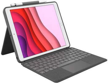 """Logitech Combo Touch Keyboard iPad Air 3rd Gen/Pro 10.5"""" (IT)"""