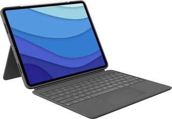 Logitech Combo Touch iPad Pro 11 Oxford Grey (CH)