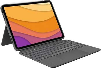 Logitech Combo Touch für iPad Air (4. Generation) (DE) Oxford Grey
