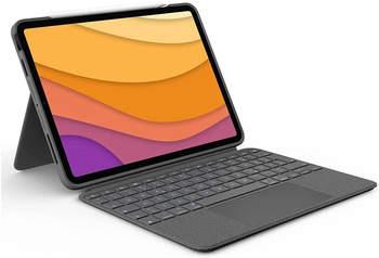 Logitech Combo Touch für iPad Air (4. Generation) (CH) Oxford Grey