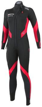 mares-flexa-543-she-dives-black-red