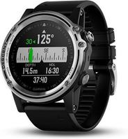 Garmin Descent MK1 Silver Sapphire with Black Band