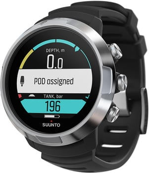 Suunto D5 with USB cable black