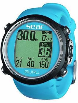 Seac Sub Guru blue