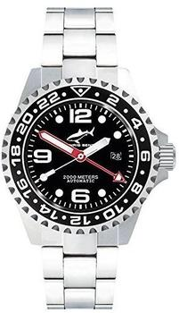 Chris Benz 2000M Automatic GMT (CB-2000A-D1-MB)