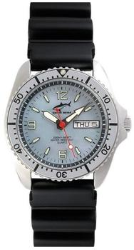 Chris Benz One Medium Caribbean - Silver KB Profitaucheruhr