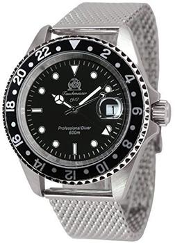 Tauchmeister 1937 Professional Deep Sea Black (T0021MIL)