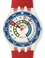 Swatch Red Scale Tuna