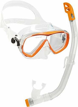 Cressi Estrella Junior Vip orange/clear