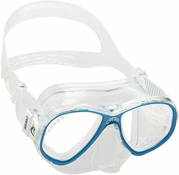 Cressi Perla Mare Junior blue/clear