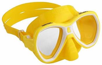 Seac Sub Elba Medium yellow/white