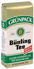 Bünting Tee Grünpack Tee 250 g