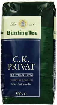 Bünting Tee C.K. Privat (500 g)