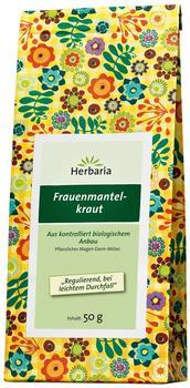 Herbaria Frauenmantelkraut Kräutertee 50 g