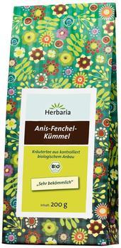 Herbaria Anis-Fenchel-Kümmel Kräutertee 200 g