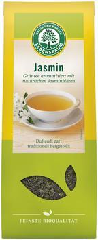 Lebensbaum Jasmin Blatt Grüner Tee 75 g