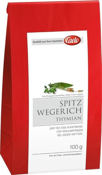 Caesar & Loretz Spitzwegerich Thymian Tee (100 g)
