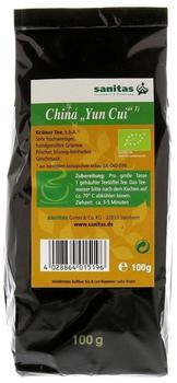 sanitas Grüner Tee China Yuncui (100 g)