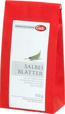 Caesar & Loretz Caelo Salbeiblaetter (100 g)