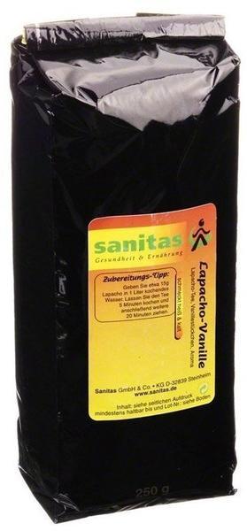 sanitas Lapacho Vanille Tee (250 g)