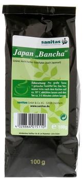 sanitas Grüner Tee Japan Bancha (100 g)