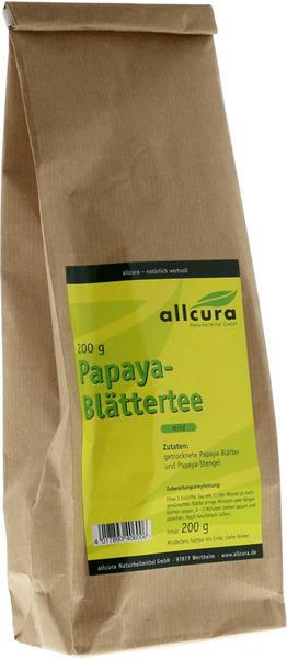Allcura Papaya-Blätter-Tee (200 g)